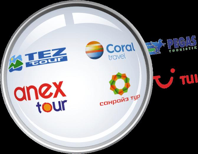 Поиск и бронирование туров онлайн по ценам туроператоров