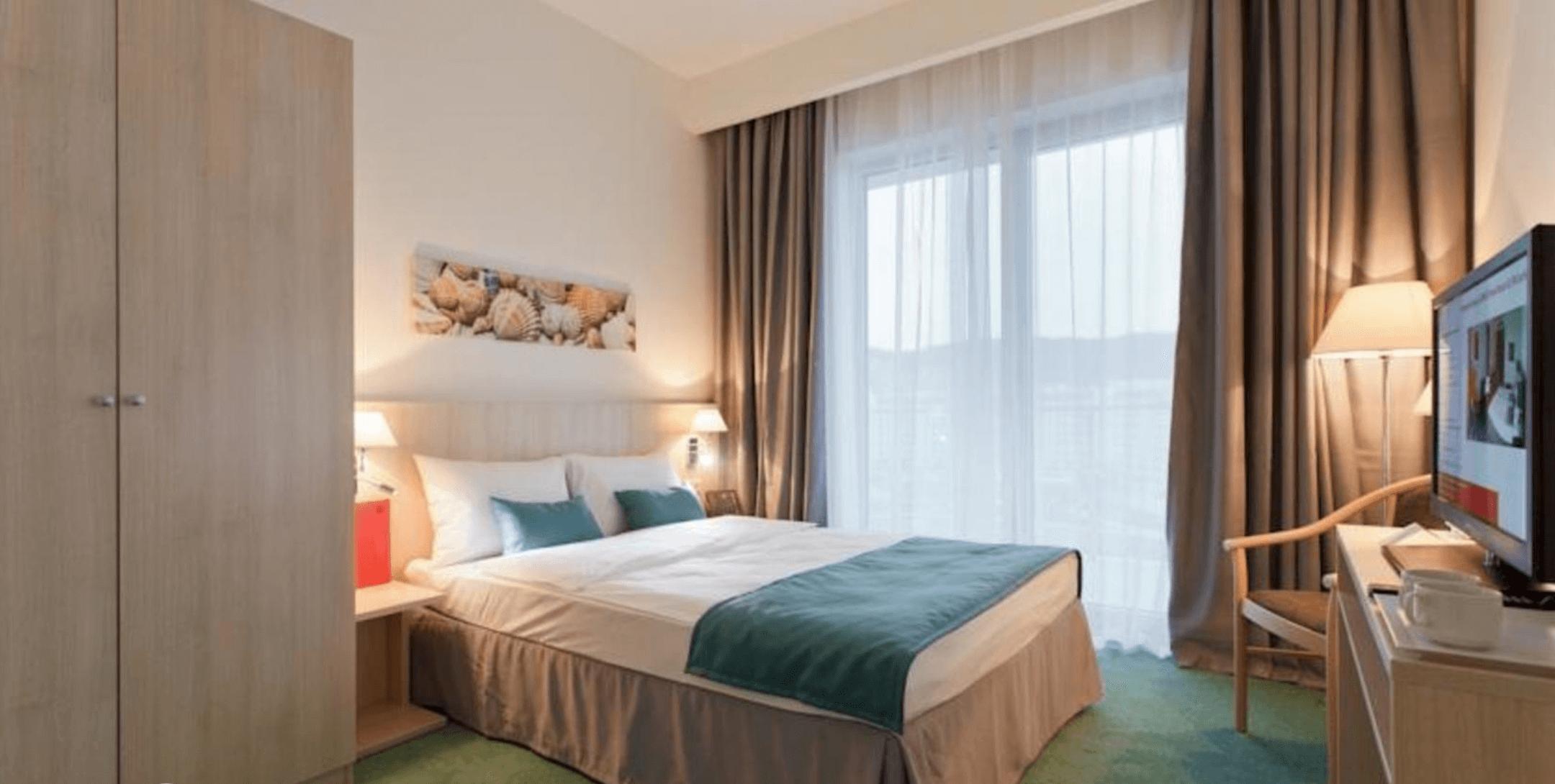 Тур на Имеретинский курорт в Адлер в ОК Сочи Парк Отель 3* на 7 ночей с 31.03.19 от 19 561 рубля (BB) на двоих