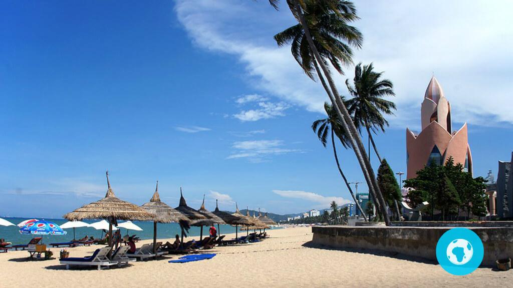 Отпуск в Нячанге на теплом море в феврале