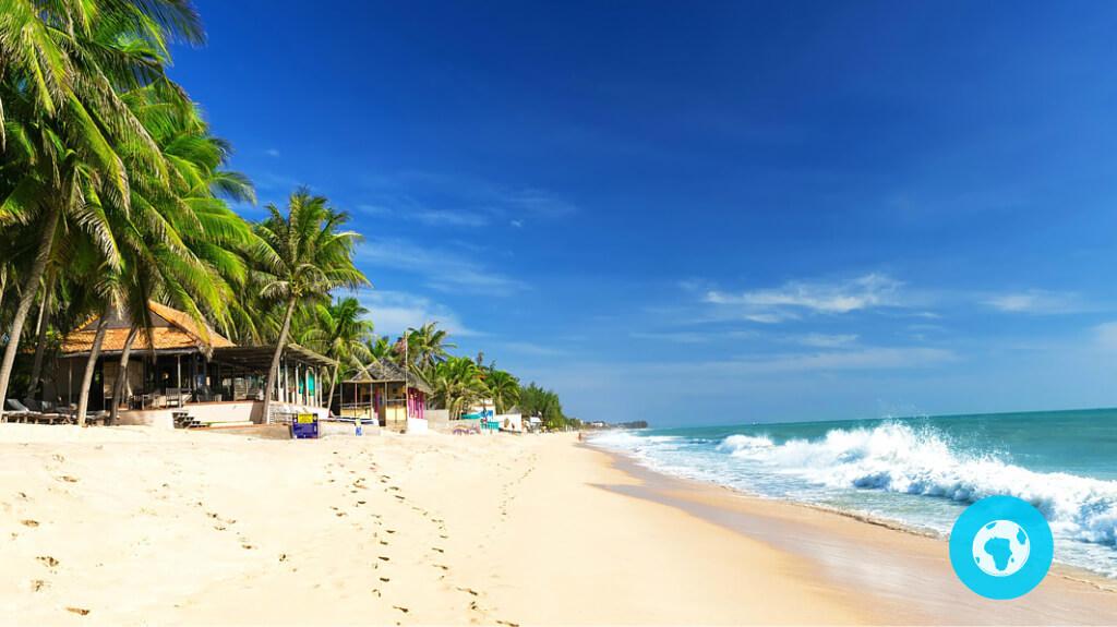 Отпуск на море в Фантьете в феврале!